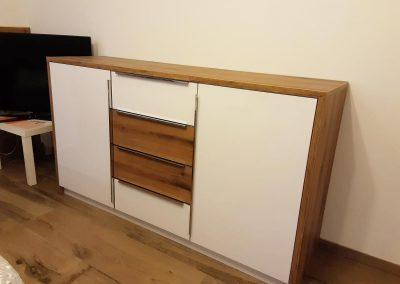 Möbelbau Kommode