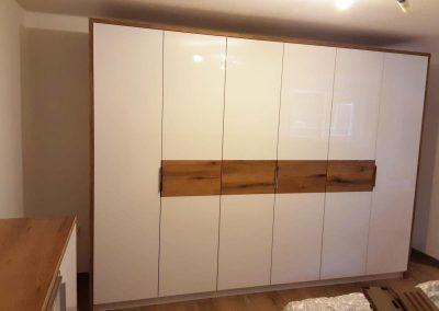 Möbelbau Schlafzimmerschrank